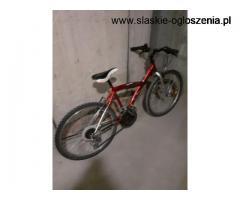 Tanio rower - sportowy dla chłopaka