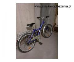 Tanio rower - dla dziecka lub kobiety