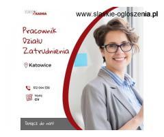 Pracownik działu zatrudnienia - Katowice