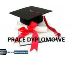 Pomoc w redagowaniu wzorów prac dyplomowych. 796-222-911