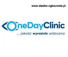 Centrum okulistyczne OneDayClinic w Gliwicach