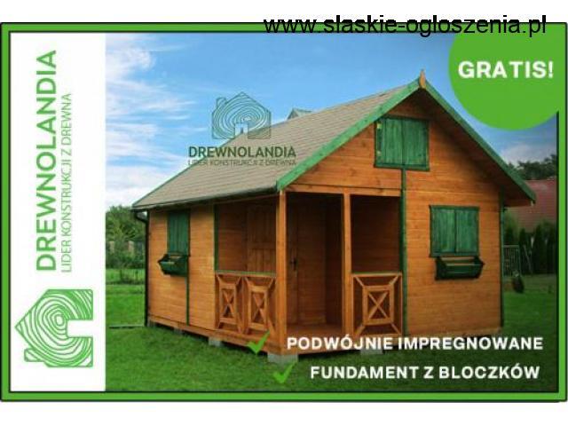 Domki drewniane - Drewnolandia