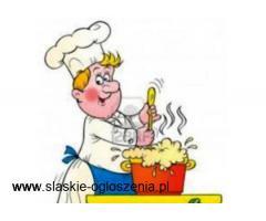 Zatrudnię kucharkę/pomoc kuchenną