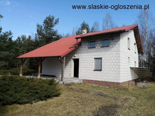 Sprzedam działkę 3569m2 Miłość w.śląskie z domem 100m2