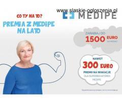 Pracuj jako opiekunka osób starszych w Niemczech i zarabiaj do 1500 euro miesięcznie