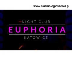 Praca w klubie nocnym Euphoria