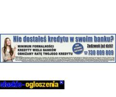 Prosty Kredyt dla osób Zadłużonych, gwarancja pomocy