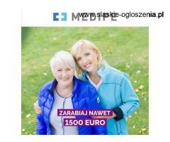 Opieka nad osobami starszymi w Niemczech Mainz + PREMIA . Opiekun / opiekunka