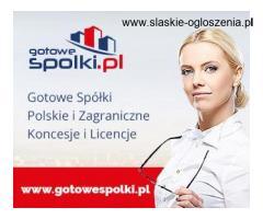 Gotowe Spółki Zagraniczne Niemcy, Łotwa, Bułgaria, Czechy, Słowacja 603557777 \ KONCESJE PALIWOWE