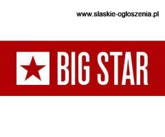 """Sprzedawca """"BIG STAR LIMITED"""" Czeladź, M1"""