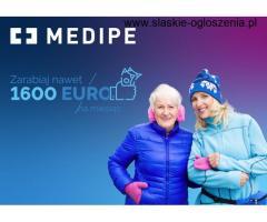 Opiekunka osób starszych w Monachium, 1400 EURO
