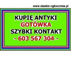 KUPIĘ ANTYKI - S k u p u j ę ~ A n t y k i - płacę Gotówką - ZADZWOŃ !